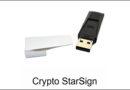 Token USB para certificado digital A3 Crypto Starsign GD Burti